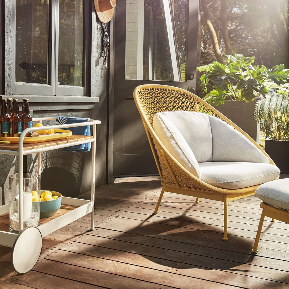 Paradise Outdoor Lounge Chair