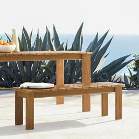 Playa Outdoor Bench - Small