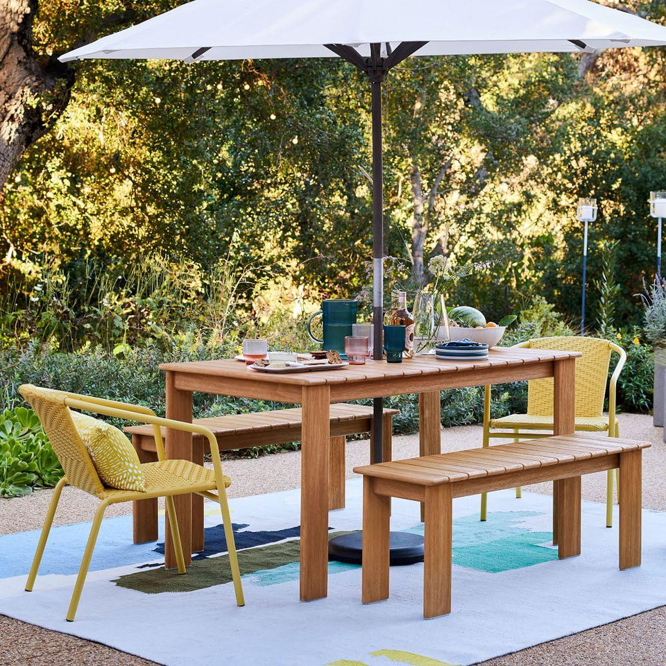 Playa Outdoor Dining Table