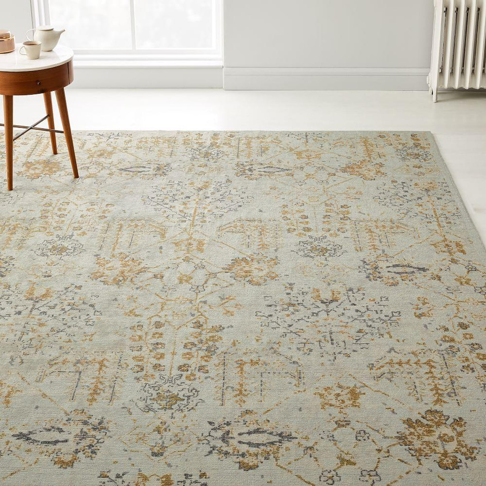 Printed Canopy Rug
