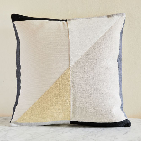 Quadrant Colourblock Cushion Cover