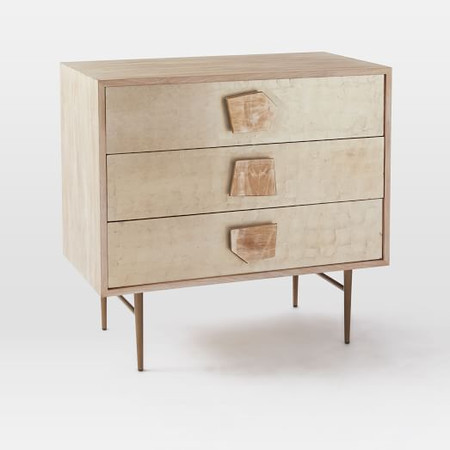 Roar + Rabbit™ Jewelled 3-Drawer Dresser