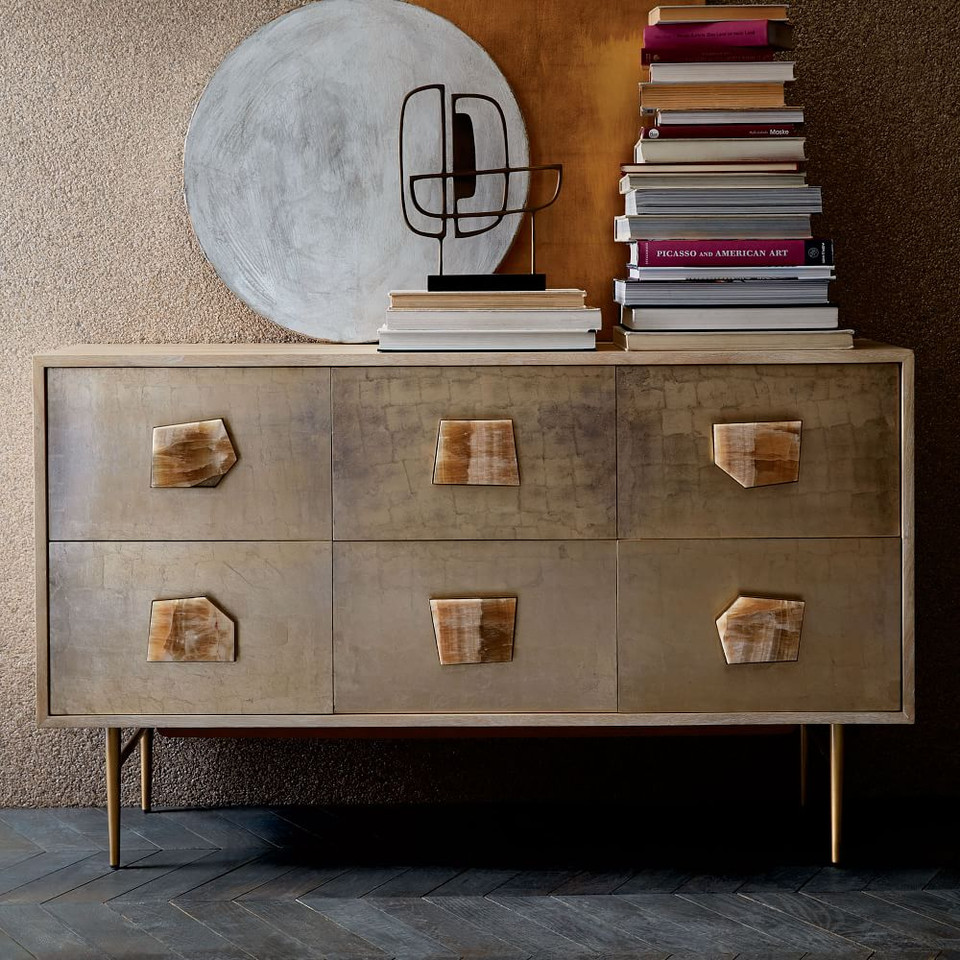 Roar + Rabbit™ Jewelled 6-Drawer Dresser