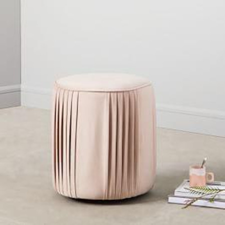 Roar + Rabbit™ Pleated Ottoman - Small