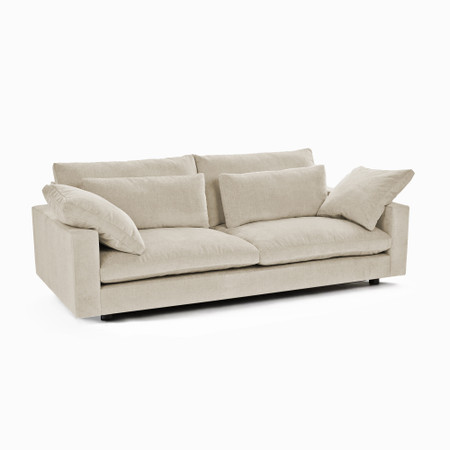 Harmony 3 Seater Sofa Bed (206 cm)