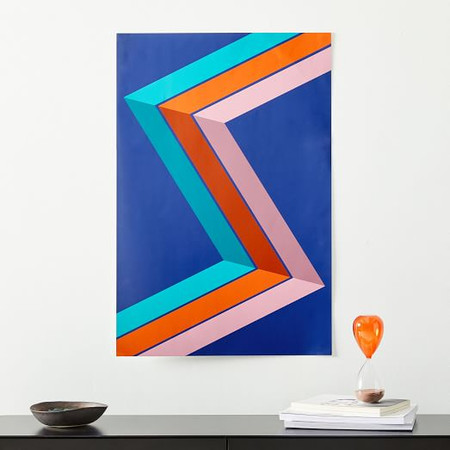 Sharp Turns Poster