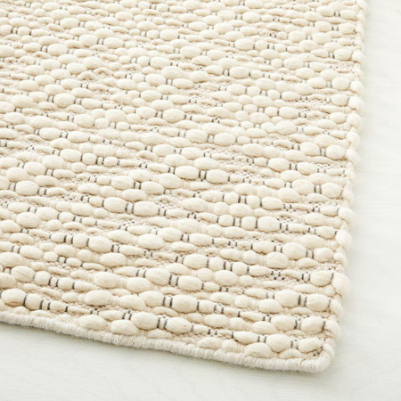 Slub Stripe Sweater Rug