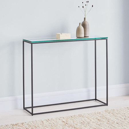 Streamline Console - Glass