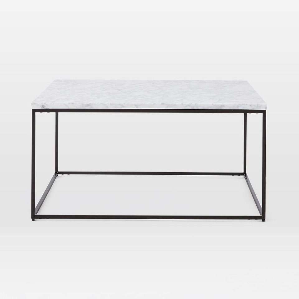 Streamline Square Coffee Table