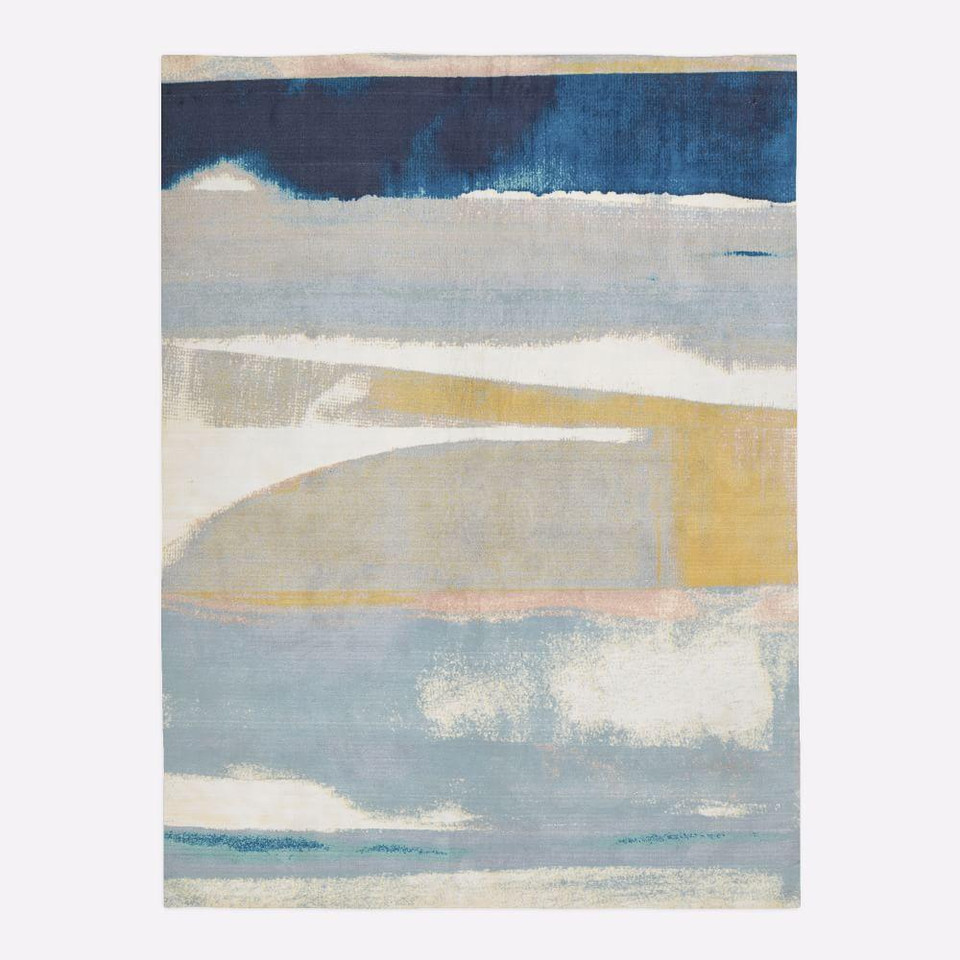 Sun-Kissed Landscape Rug