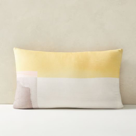 Watercolour Horizon Cushion Cover