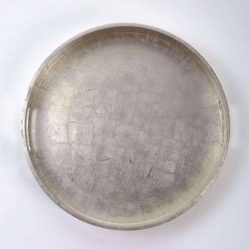 Lacquer Trays - Round