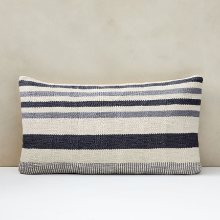Woven Stripe Mix Cushion Cover